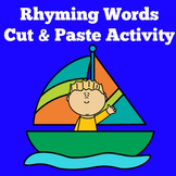 Rhyming Words Worksheets | Printables