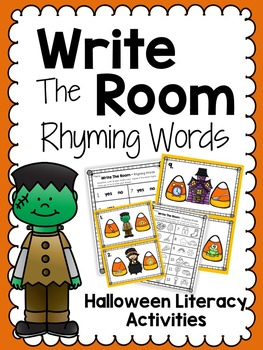 Rhyming Words / Rhyming Games and Activities