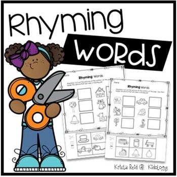 Rhyming Words. / Rhyming Word Workshhets