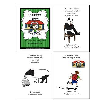 Rhyming Words:  A Working Words Packet for Young Readers