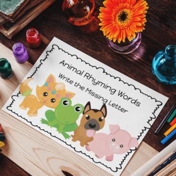 Rhyming Words- Animal Rhymes