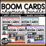 Rhyming Words Boom Cards Bundle