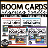 Rhyming Words Boom Cards Bundle