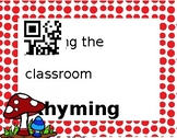 Rhyming Words. Find the rhyming words Flipped classroom activity