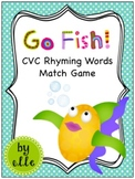 Rhyming Words Game - Go Fish!