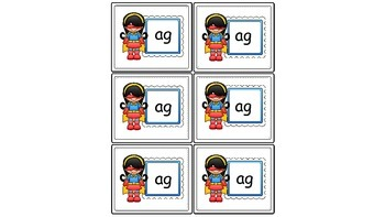 Rhyming Words Games and Task Cards