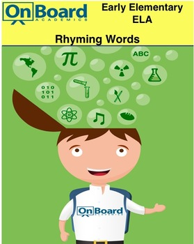 Rhyming Words-Interactive Lessons