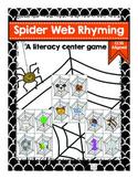 Rhyming Words- Kindergarten- CCSS Aligned