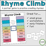 Rhyming Words Making Rhymes a Word Game