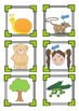 Rhyming Words Memory Game & Worksheets