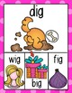 Rhyming Words Posters for Kindergarten & First Grade Reading ELA {Set Two}