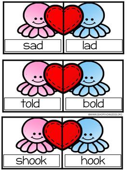 Rhyming Words Rhymes for Love