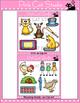 Clip Art Rhyming Words Short Vowel Sounds Value Pack - Commercial Use