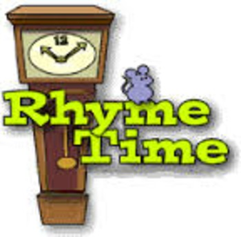 Rhyming Words - Smartboard lesson