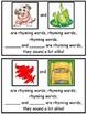 Rhyming Words Song Book