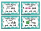 Rhyming Words Task Cards- CVCC/CCVC Set