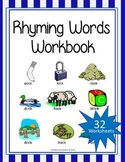 Rhyming Words Workbook