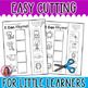 Rhyming Words for Young Learners (10 Cut & Paste Rhyming P