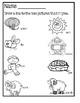 Rhyming Worksheets - Set 2