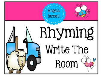 Rhyming ~ Write The Room