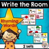 Rhyming Write the Room
