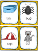 Rhyming Words Recognize and Identify