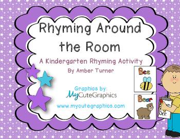 Rhyming Around the Room