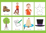 Rhyming cards - set two- to be used in conjunction with rh
