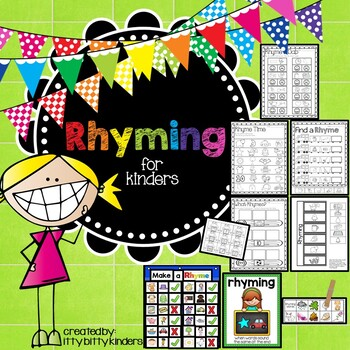 Rhyming for Kinders