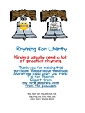 Rhyming for Liberty