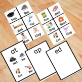Rhyming game: Fun way to learn and sort words
