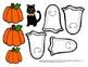 Halloween Rhyming for Sensory Bins or Table Activities