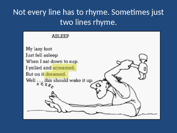 Rhyming with Shel Silverstein
