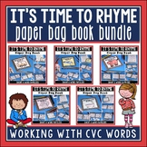 Rhyming with Short Vowels Paper Bag Book Bundle