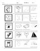 Rhyming worksheet assessment