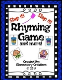 Rhyming game and more (Revised)