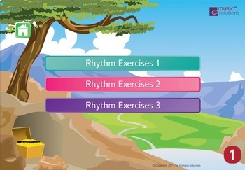 Rhythm Interactive Music Activities