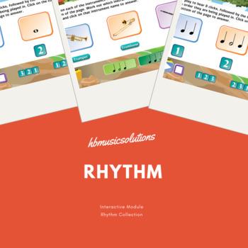 Rhythm Interactive Activities