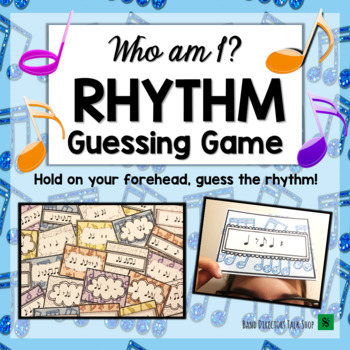 "Rhythm Activities ""Who Am I""  Rhythm Game - Level 2"