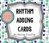 Rhythm Adding Cards