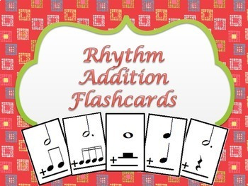 Rhythm Flashcards
