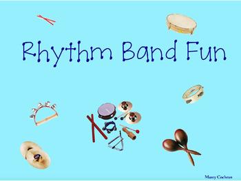 Rhythm Band  Fun