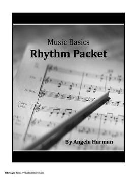 Rhythm Basics - A Workbook and Teaching Tool for Beginning Orchestra