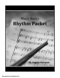 Rhythm Basics - A Workbook and Teaching Tool for Beginning