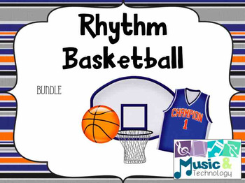 Rhythm Basketball Bundle