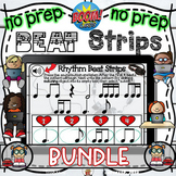 Rhythm Beat Strips (BUNDLE)  - Boom Digital Task Cards