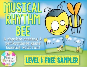 Rhythm Bee Level 1 FREE SAMPLER