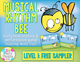 Rhythm Bee Level 1 FREE SAMPLER