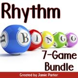 Rhythm Bingo: 7-Game Bundle
