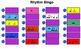 Rhythm Bingo 3 - Perfect for a Substitute